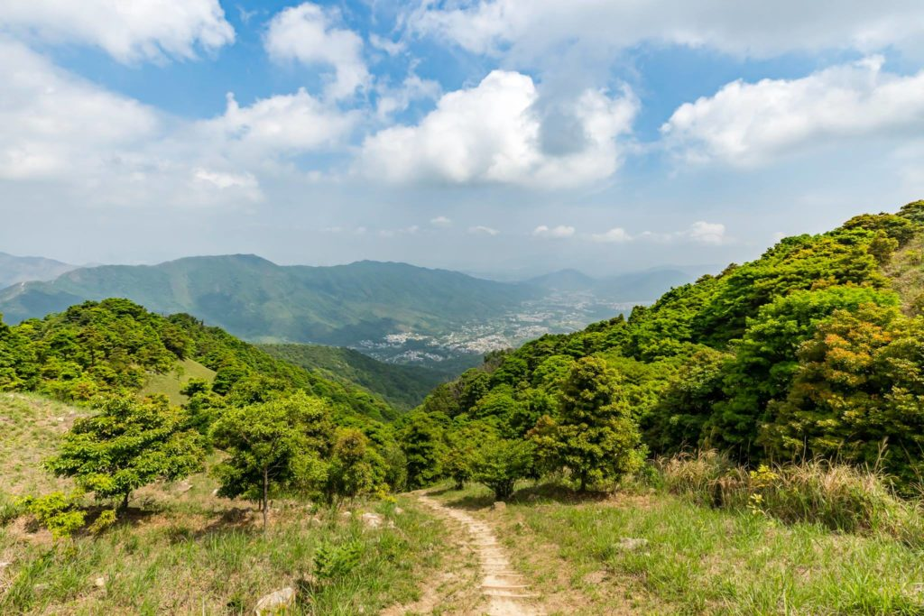 Kadoorie Farm and Botanic Garden Wildlife in Hong Kong