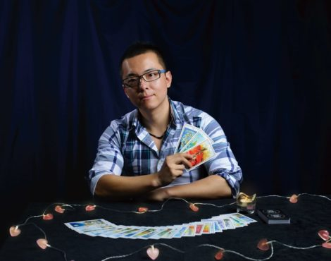 Hot Seat: Letao Wang on Reading Tarot Cards