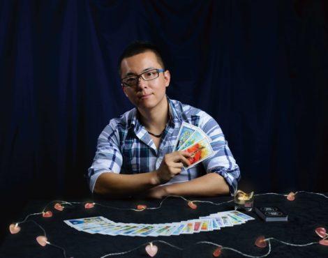 Hot Seat: Letao Wang on Reading Tarot Cards