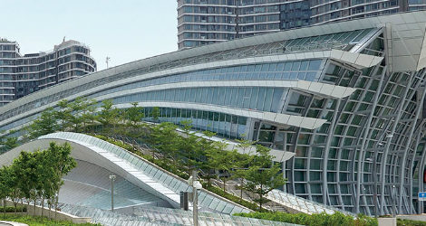 High Speed Rail Gets You from HK to Shenzhen in 15 Minutes