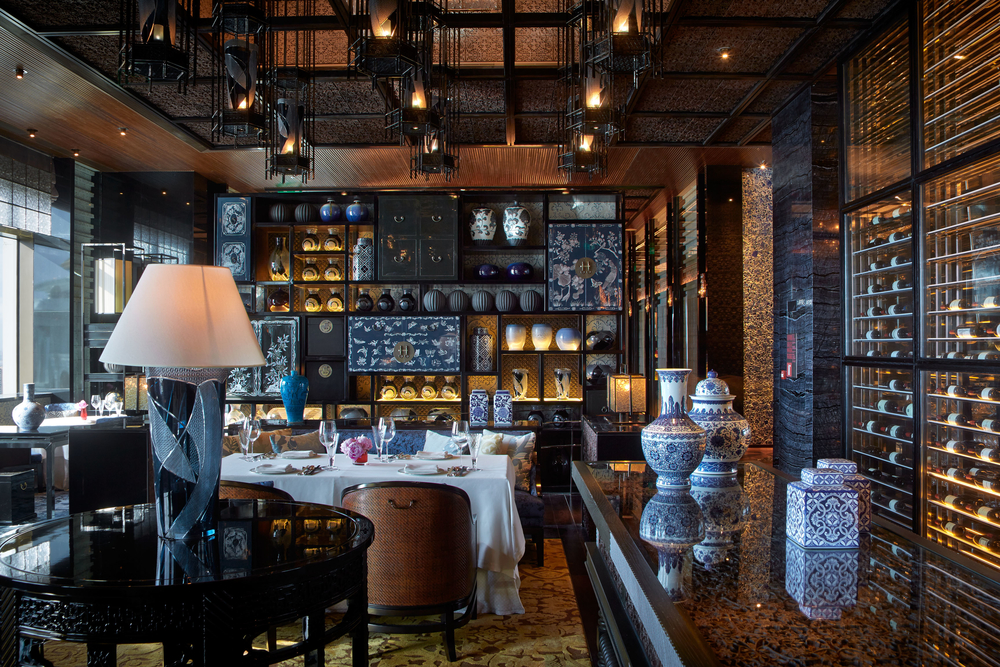 Macau's best hotel restaurants