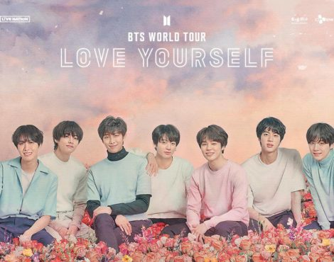 BTS World Tour Love Yourself Hong Kong: March 20-24