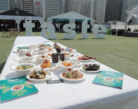 Taste of Hong Kong 2019: March 21-24
