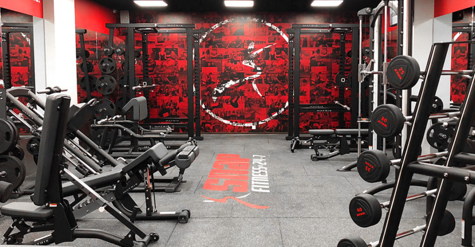 Snap-Fitness_Free-Weights-Area