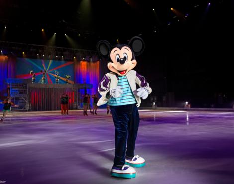 Disney on Ice Presents Mickey's Super Celebration: January 24-27