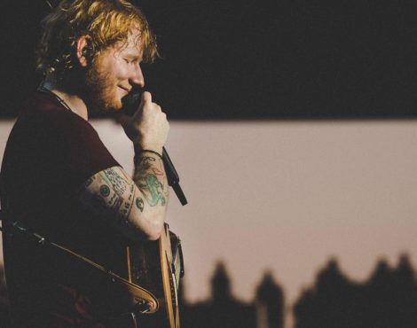 Sing with Ed Sheeran Divide Tour 2019: April 17-18, 2019