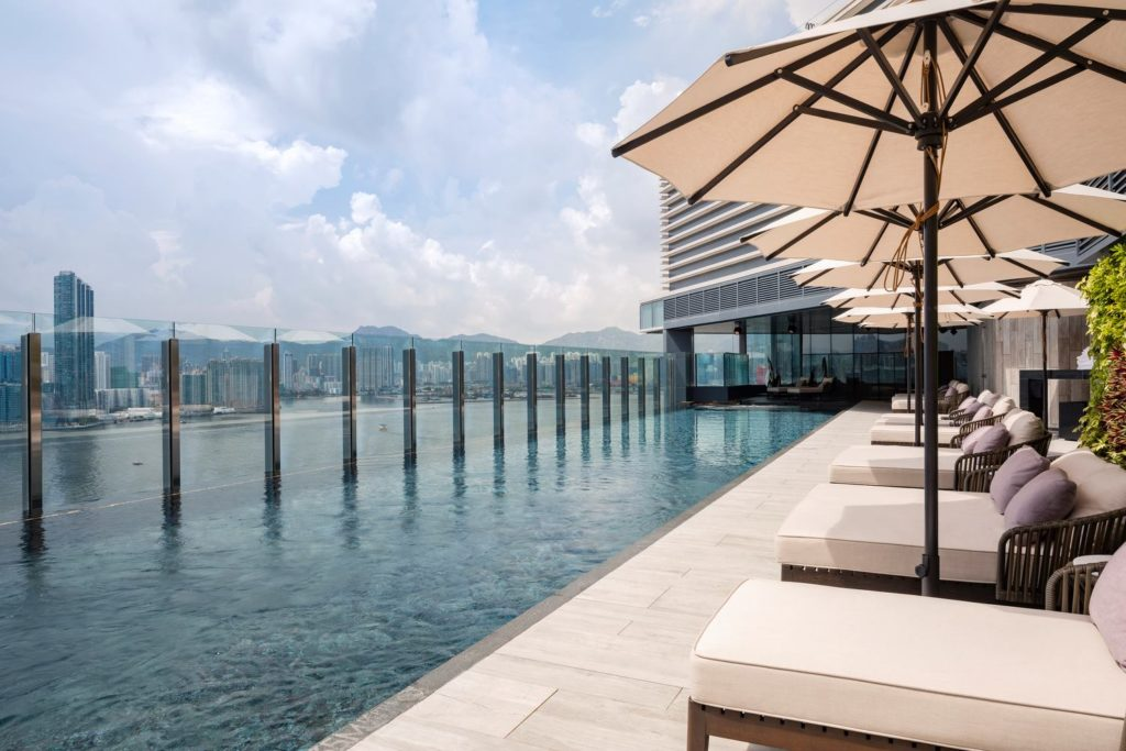 romantic staycation in Hong Kong