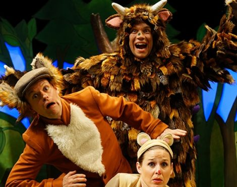 Kidsfest Hong Kong — The Gruffalo: January 31-February 19