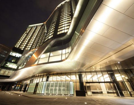 Crown Metropol: A Visual Guide to Melbourne's Coolest Hotel