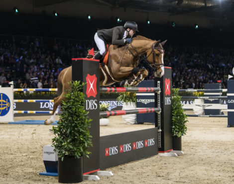 Check Out the Action at the Longines Masters of Hong Kong 2019: Feb 15-17