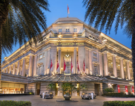 Experience History and Elegance at The Fullerton Hotel Singapore