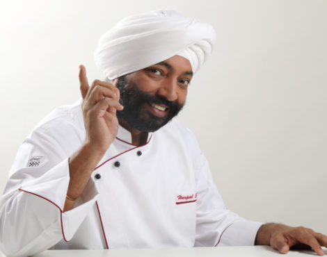 Meet Celebrity Chef Harpal Singh Sokhi at Jashan: January 26