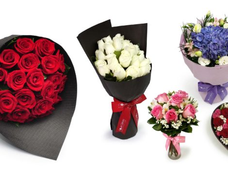 Order your Valentine's Day Flowers Now from Flower Delivery Hong Kong