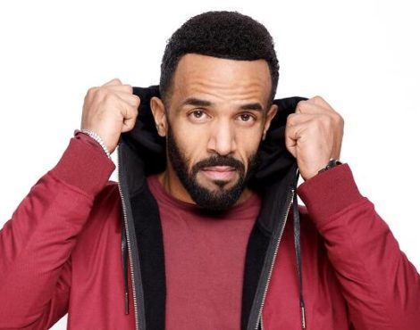 Craig David Presents TS5 Live in Hong Kong: February 21