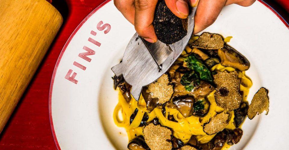 Fettuccine-Funghi