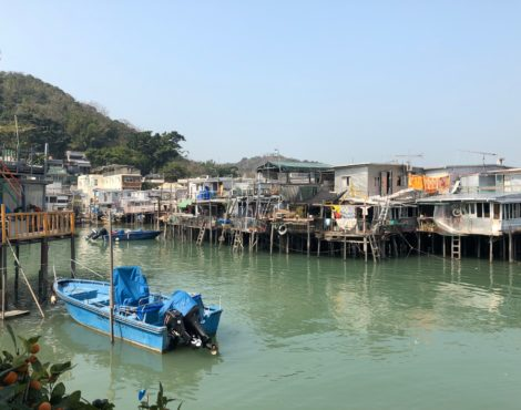 The History Of Tai O's Picturesque Stilt Houses