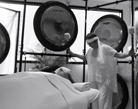Group Couples Gong Meditation Workshop at The Oriental Spa: 15-17 Feb
