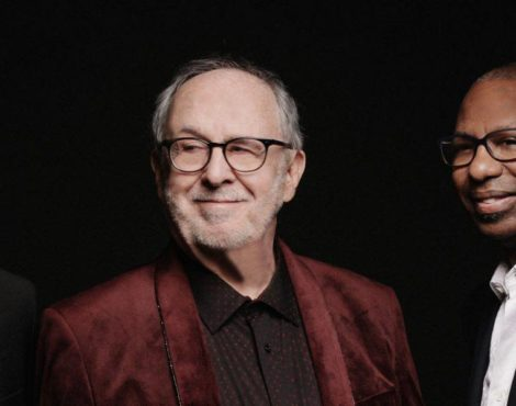 Jazz It Up with The Bob James Trio: February 27
