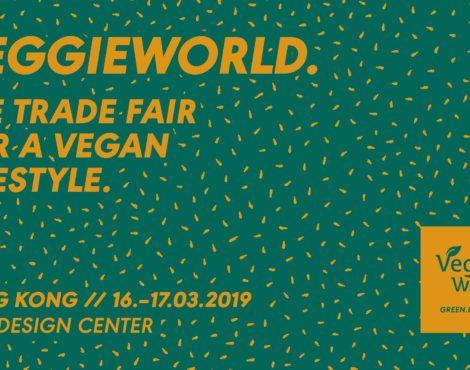 Veggieworld Hong Kong 2019: March 16-17