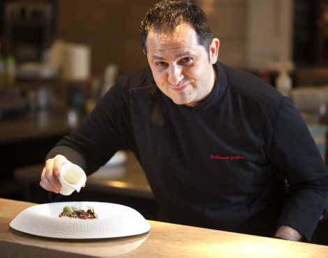 Dishin' the Dirt: Caprice's Guillaume Galliot on Michelin Stars and a Global Career