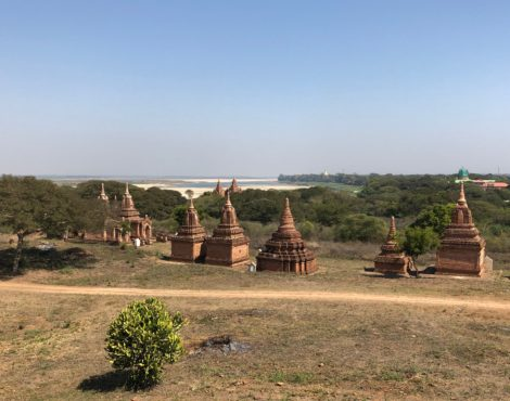 Loop into Bagan
