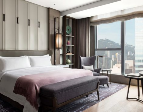 The St. Regis Hong Kong Hotel to Open in April