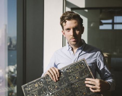 Christopher Taber, 30: The Loop HK 30 Under 30 Class of 2019
