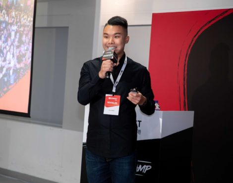 Oscar Wong, 25: The Loop HK 30 Under 30 Class of 2019