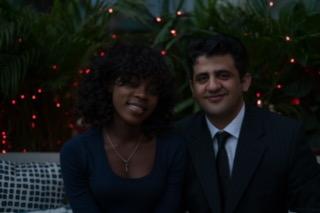 Harmony Ilunga, 20 and Hemyar Saad, 20