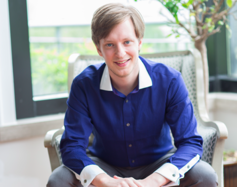 Jerome Barty-Taylor, 30: The Loop HK 30 Under 30 Class of 2019