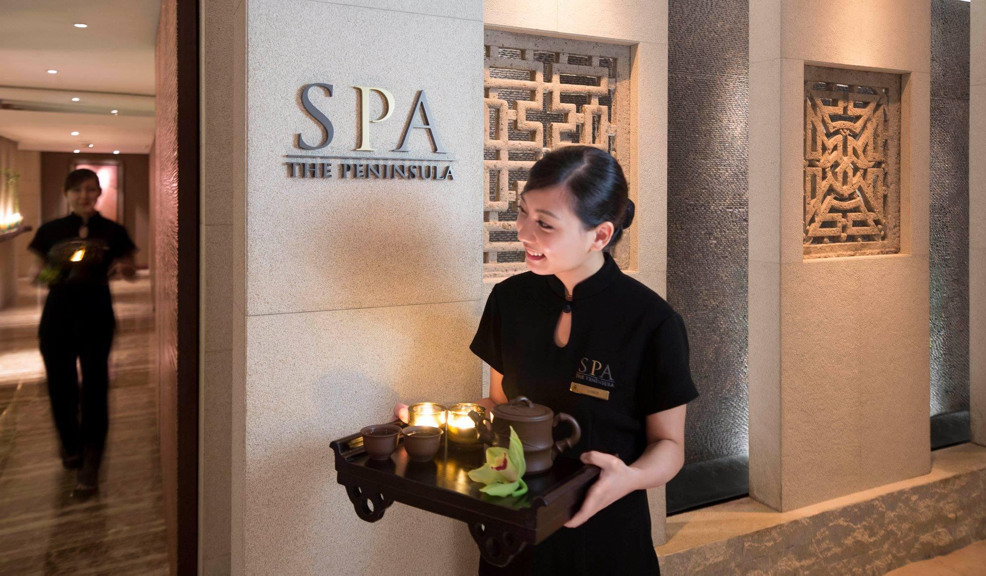 best Hong Kong spas for a facial