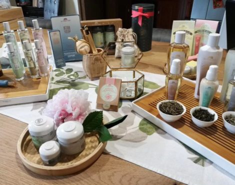 Stock Up on Tea-Fuelled Skincare at this LU MING TANG Pop-Up: March 25-30