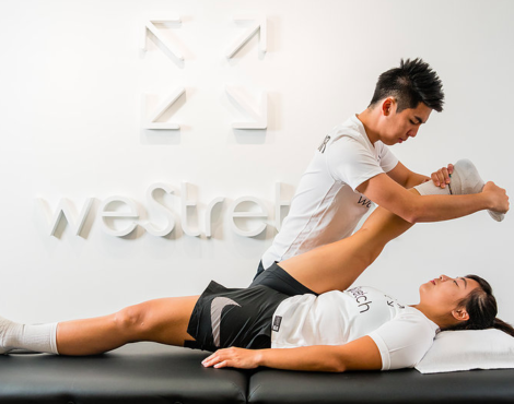 Spotlight: Soothe Tired Muscles at WeStretch