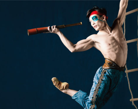 See the Hong Kong Ballet's Swashbuckling  Le Corsaire: March 29-31