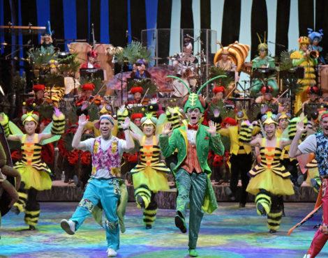 Bug Symphony: The Musical: April 6-7