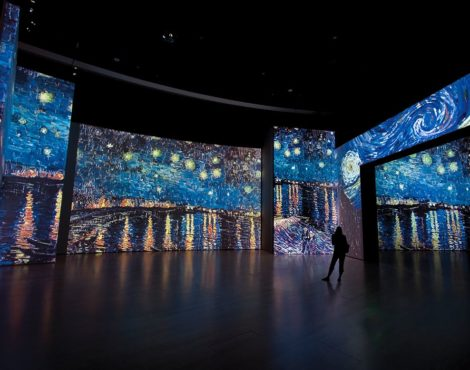 Enjoy an Immersive Art Experience at Van Gogh Alive: April 6-July 7
