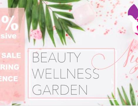 Enjoy Some Pampering at the Mindbeauty Beauty Wellness Garden: March 21