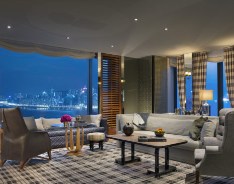 Rosewood Hong Kong Officially Opens Its Doors