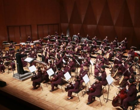 A Historic Dialogue: The Symphonic Chinese Music of Zhao Jiping: April 12-13