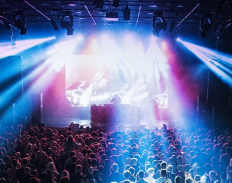 Dance the Night Away at Sonar Hong Kong 2019: April 13