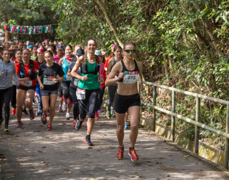 Get Fit at the Women's Five Run 2019: April 13