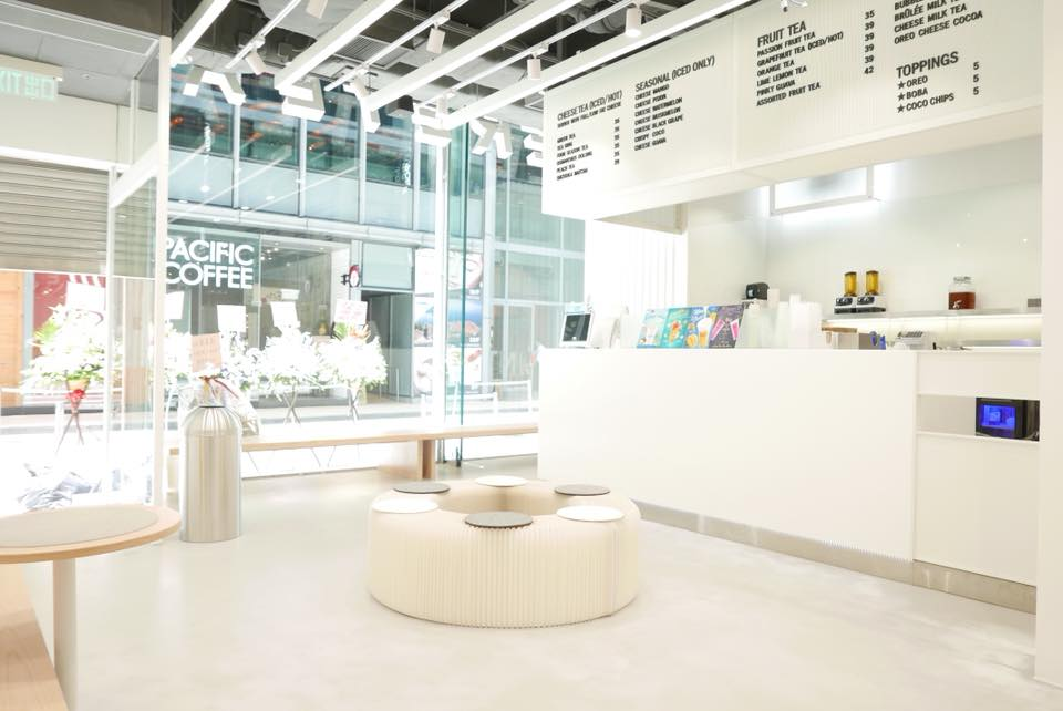best bubble tea shops in Hong Kong
