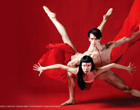 HK Ballet x HK Phil: The Rite of Spring: May 31 - June 2