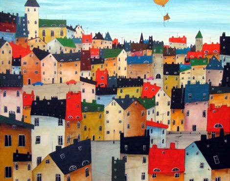 Discover the Paintings of Slávka Krátká: May 6-8