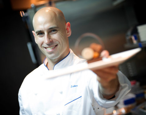 Pastry Chef Jason Licker Collaborates with Le Méridien Cyberport