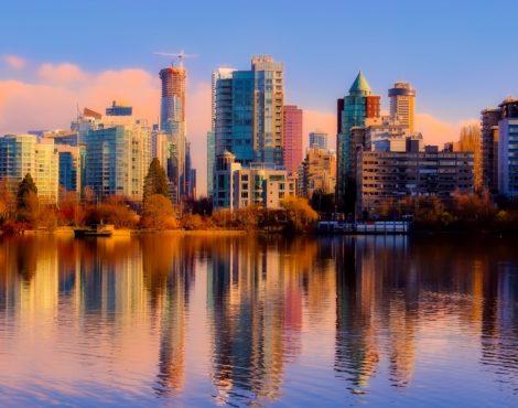 Loop into Vancouver
