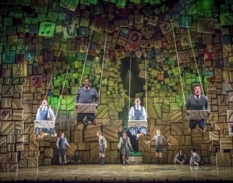 Roald Dahl's Matilda: The Musical: Sept 20-Oct 6