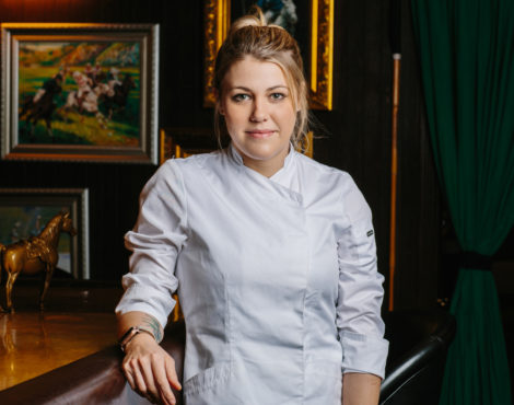 Dishin' the Dirt: Angie Ford on Good Meat and Iron Chef Canada