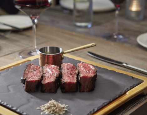 Stable Steak House