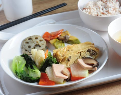 Best Vegetarian Buffets in Hong Kong